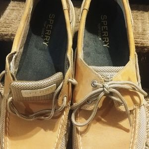 Mens Sperry Topsiders-Never Worn